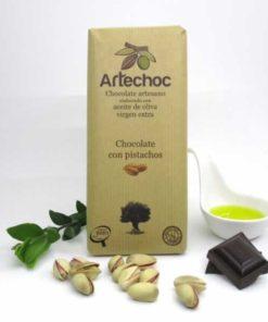 Chocolate con Pistachos