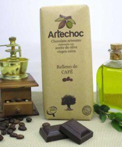 Chocolate Relleno de Café