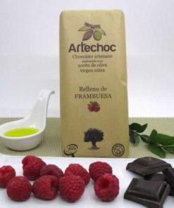 Chocolate Relleno de Frambuesa