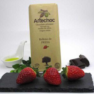 Chocolate Relleno de Fresa