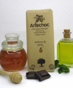 Chocolate Relleno de Miel