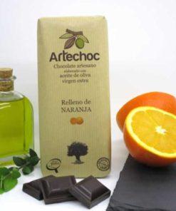 Chocolate Relleno de Naranja