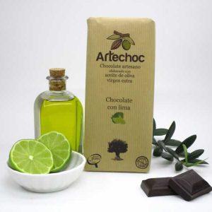 Chocolate con Lima
