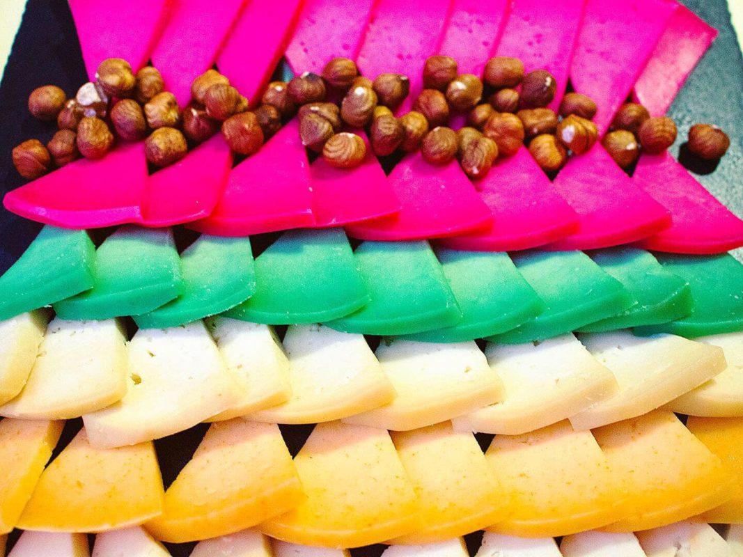Quesos de Acehúche Silva Cordero Tapeo Andaluz